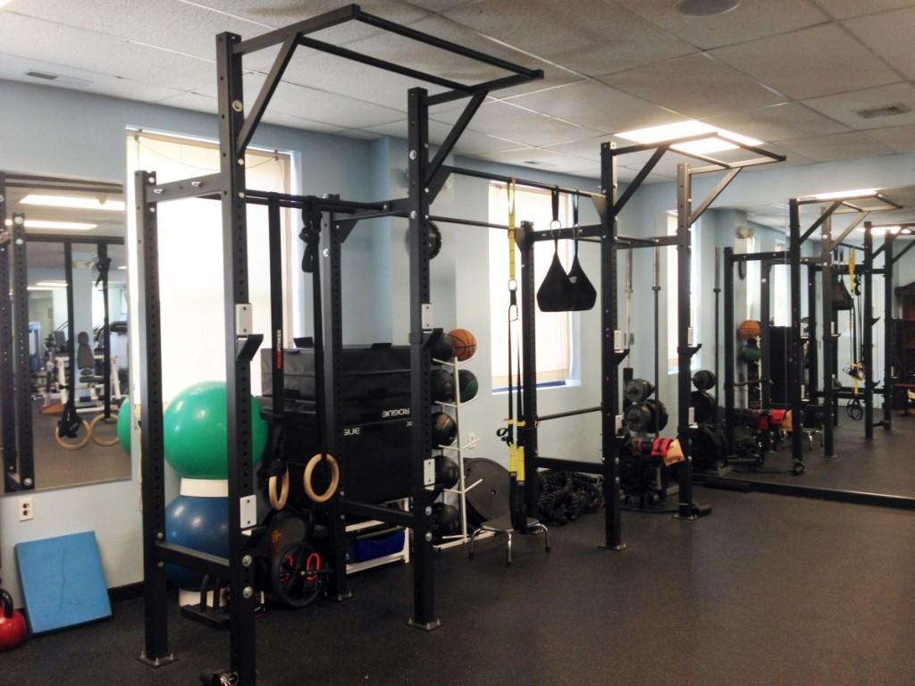 2-Fitness center