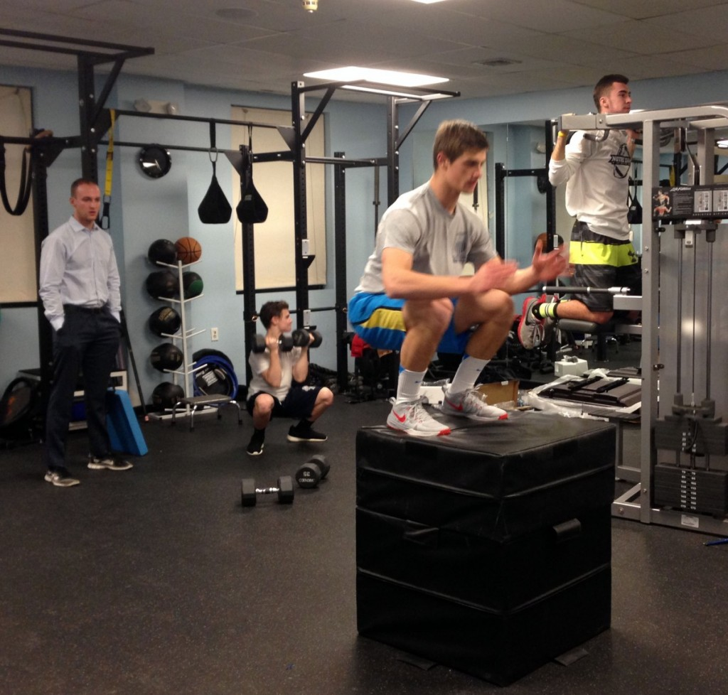 6-Group training