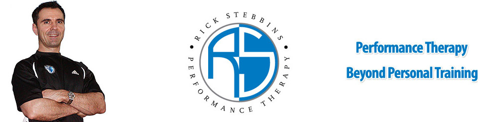 Rick Stebbins Performance Therapy